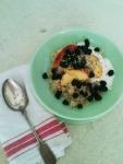 NutriSue - quinoa for breakfast