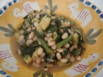 NutriSue - green vegetable stew