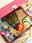 NutriSue -pack a healthy lunch box