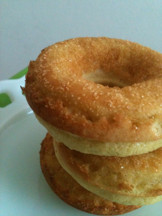 NutriSue - oven baked, gluten-free donuts