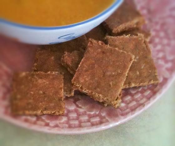 NutriSue - herbie, gluten-free crackers