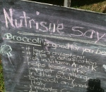 NutriSue's featured veggie - broccoli