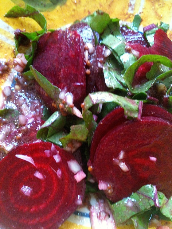 NutriSue - best ever beet salad