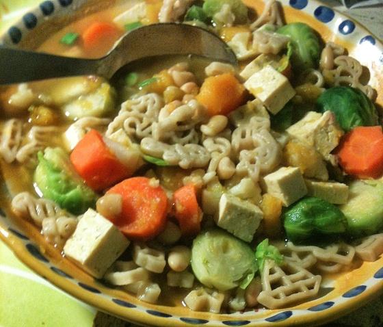 NutriSue - veggie soup stock