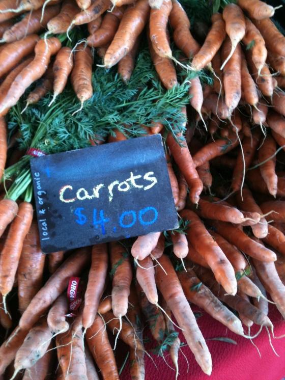 NutriSue - carrots