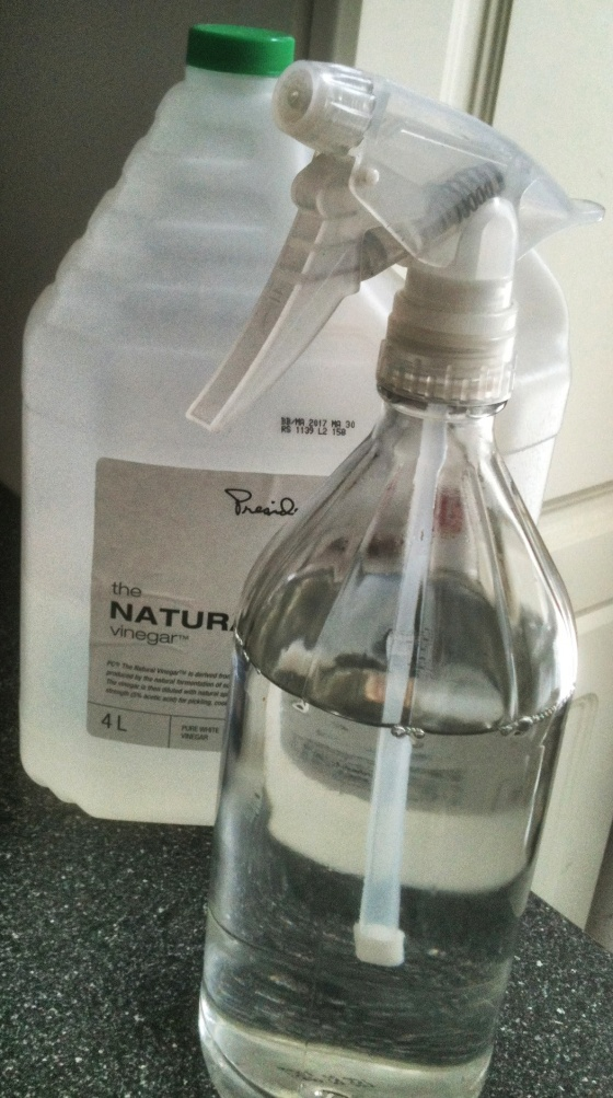NutriSue - natural glass cleaner