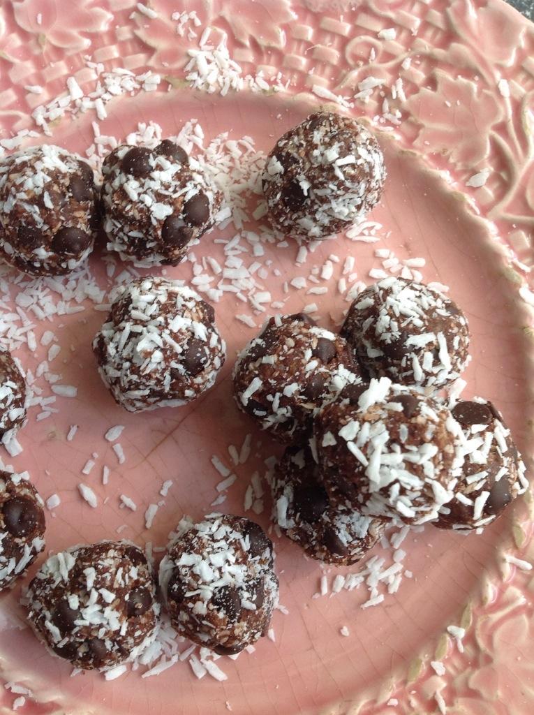NutriSue - magic cocoa balls