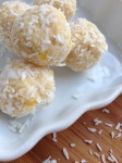 NutriSue - lemon, coconut macaroons