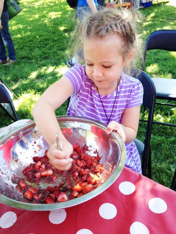 NutriSue - strawberry jam